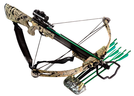 How to Make a Crossbow Crossbow