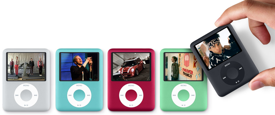 Songs to iPod