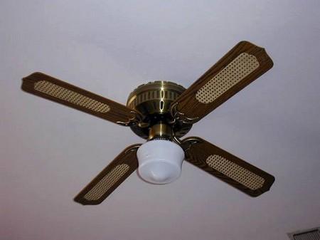 How to Repair a Ceiling Fan  Ceiling Fan 1