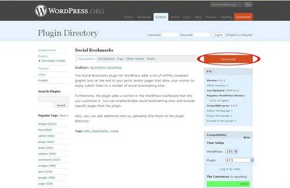 Plugin Directory