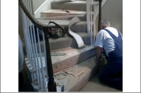 How to Fix Stairs  Repair Stairs
