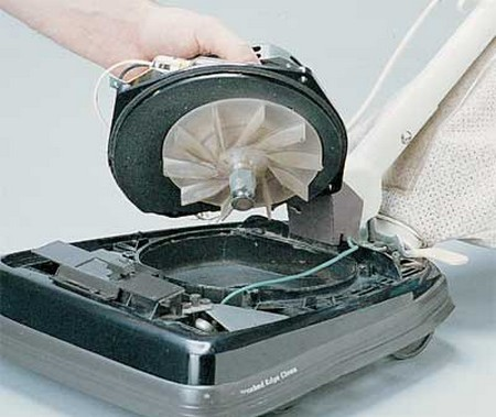 Repair Vacuum Cleaner
