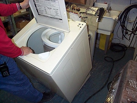 Repair Washer