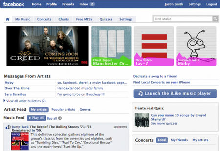 how to add music to a slideshow on facebook