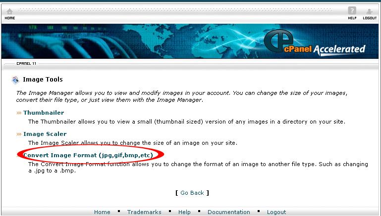 Convert Image Format