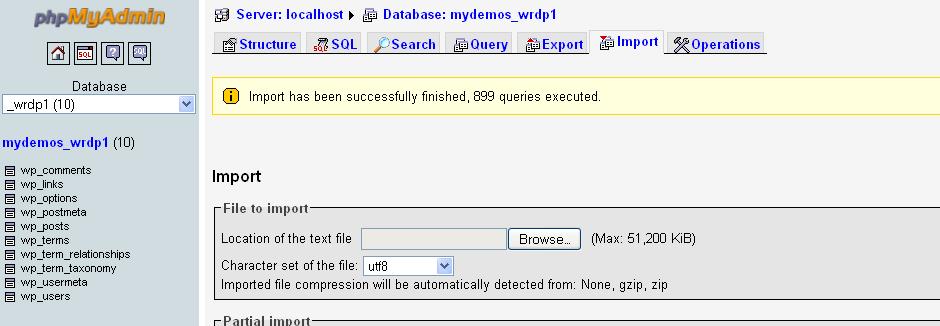 Database File