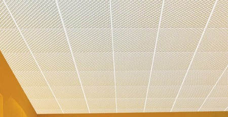 Tile celling