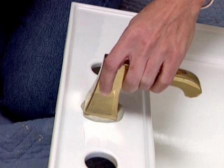 Assemble  Faucet