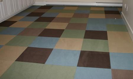 Backed Carpet