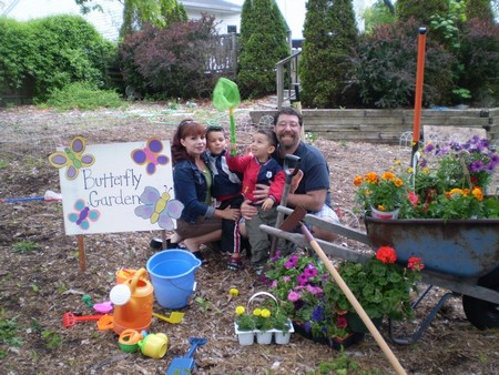 How to Use a Butterfly Garden to Entertain your Kids