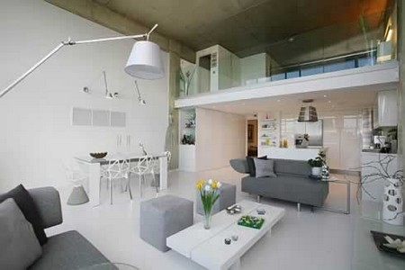Decorate Loft Apartment