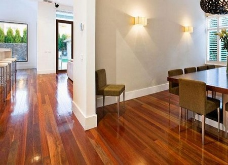 Fitting Timber Flooring