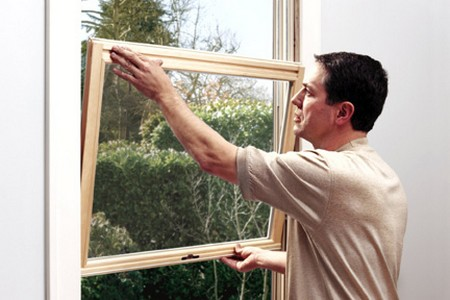 Replace Window Frame