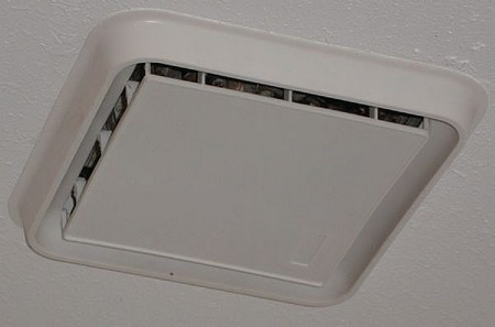 Roof Bathroom Ventilation