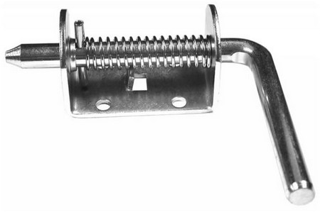 How to Fit a Spring Latch  Spring Latch 5