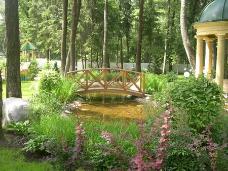 Structure Garden