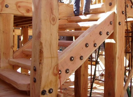 How to Cure Defects in Timber Stairs  Timber Staris 5