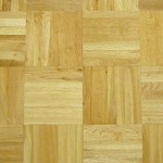 How to Lay Wood Mosaic Flooring