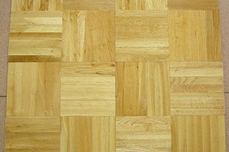 Wood Mosaic Flooring