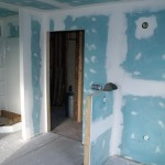How to Install Drywall in Your Bathroom