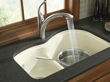How to install a Self Rimming Sink  self Rimming sink1