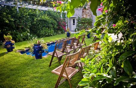 Angled  Garden