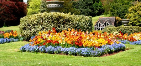 Arrange Garden