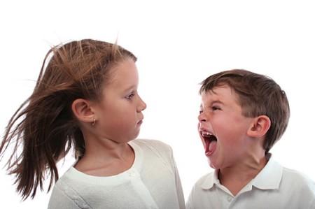 Behaviors in Children