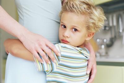 Children Clinging