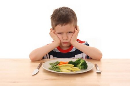 Childrens Diet Behavior Problems