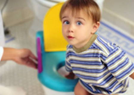 Children's Toileting Accidents