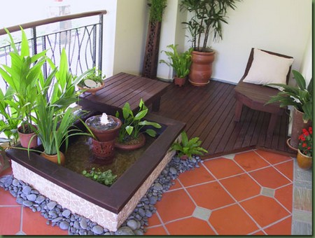 Design Balcony Garden
