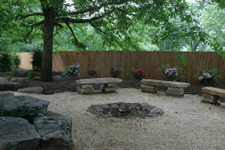 Garden's Horizontal Surfaces