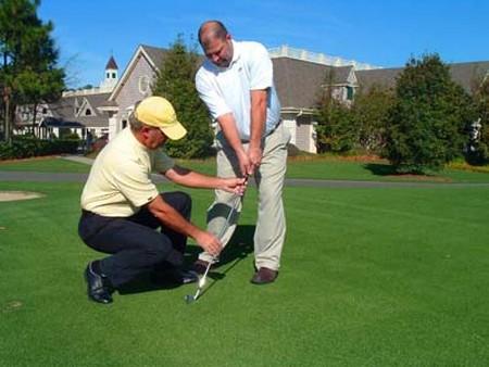Golf Swing Skills