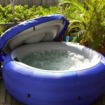 How to Build Hot Tubs and Spas in Balcony Garden