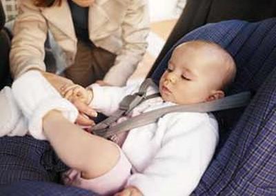 Kids Car Travel Clinginess