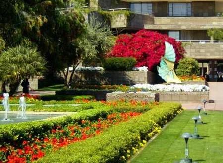 Long Formal Garden