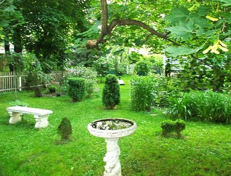 How to Maintain a Small Garden  Small Garden2
