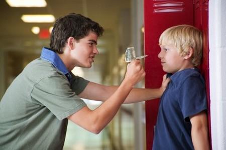 Child Harassing