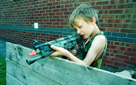 Children Use Weapons