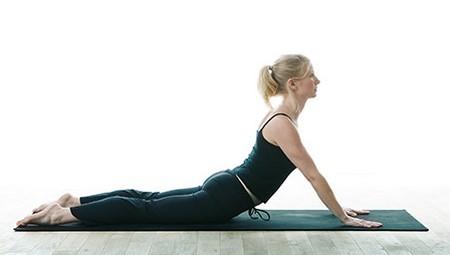 Cobra Yoga Positions