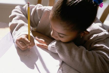 Handwriting Children ADHD