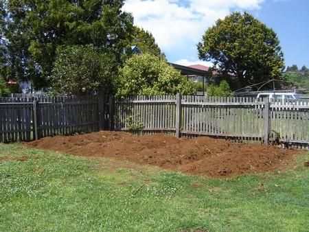 Manure Soils  Garden