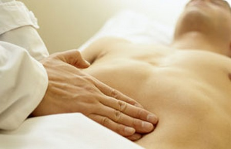 Massage Abdomen