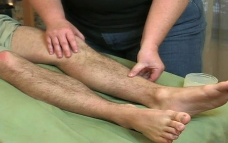 Massage  Front  Legs