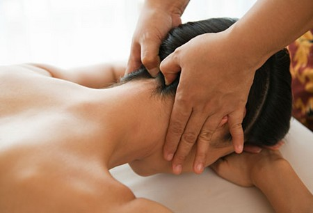Massage Stretching