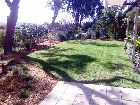 Mulch Garden