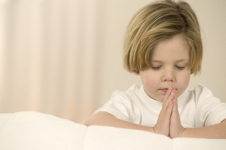 Child to Pray