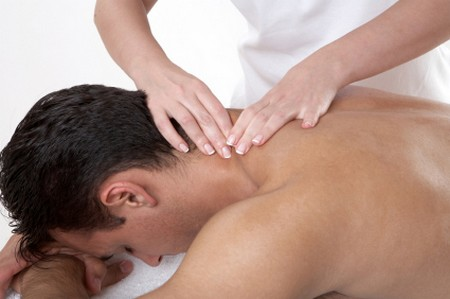 Pressing in Massage