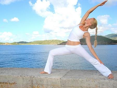 Salute Sun Yoga Workout